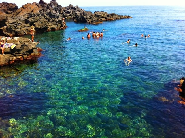 The Stazzo Sea