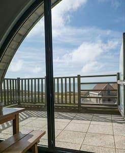 Magnifique duplex cosy vue mer Côte d'Opale - wimereux - อพาร์ทเมนท์