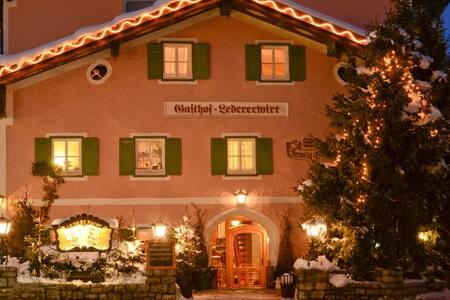 B&B Ledererwirt Abtenau, Salzburg-Hallstatt 3