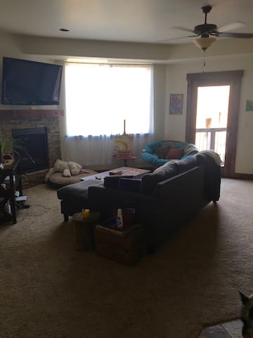 Cozy Mountain Condo 10 minutes from Park City - Heber City - Appartement en résidence
