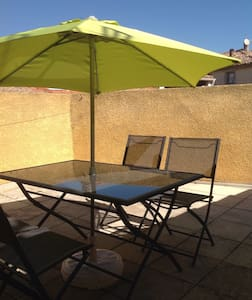 Centrally Located Charming Village House - Marseillan - House