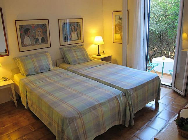 Janet Art Pension Sweet Room - Fiskardo - Overig