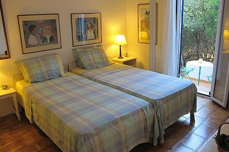 Janet Art Pension Sweet Room - Fiskardo - Inny