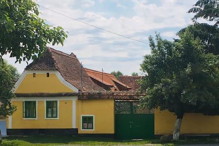 Lovely old Transylvanian cottage, room 1