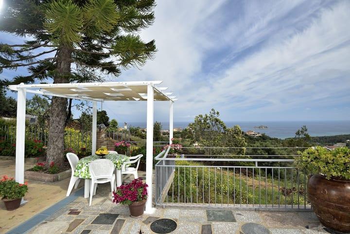 5.Vacanze in Sardegna con vista panoramica
