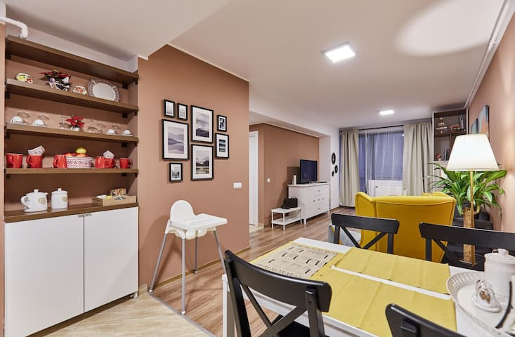 Q Marie apartment Sinaia Colina Marei