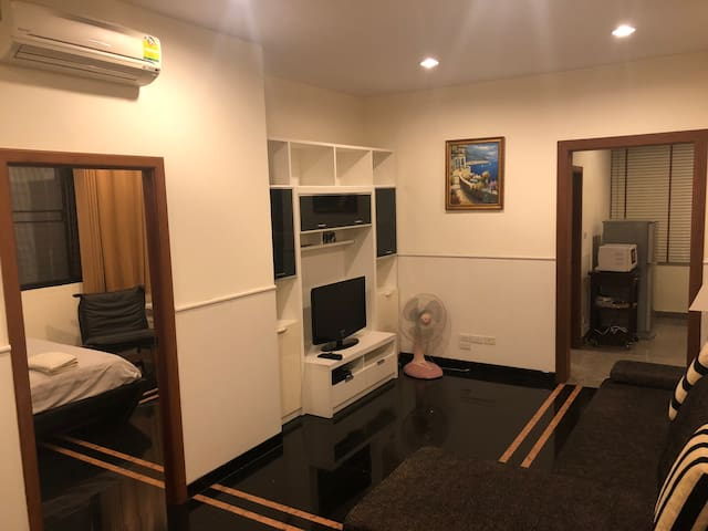 The Boonareya Court (2 bedrooms) Extremely large