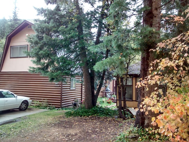 5 bdrm. Cabin@Scenic Midway's Mountain Retreat - Midway - Cabaña