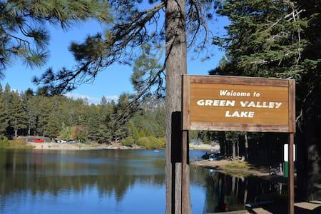The Lake House--Fish, Hike, Ski, Retreat, Relax - Green Valley Lake