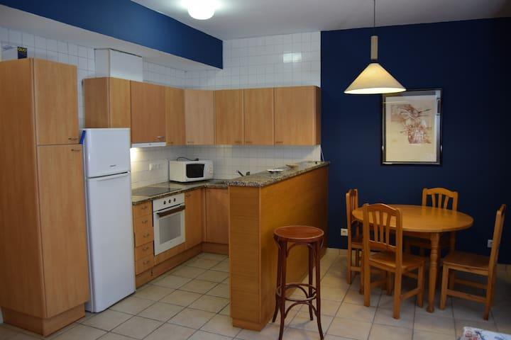 Apartaments Bizantí B2 - Sant Martí d'Empúries - Wohnung