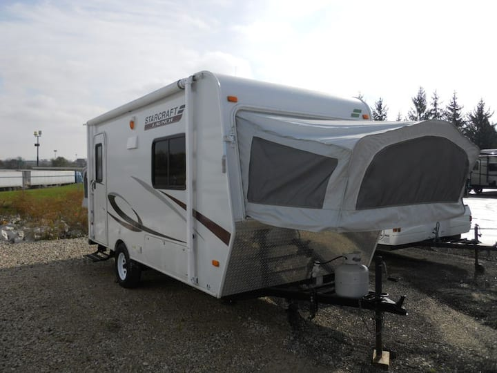 RV Delivery in Leadville area / Camping