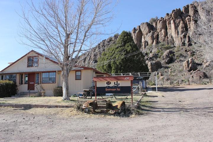 Cowboys & Indians - Roadrunner Inn
