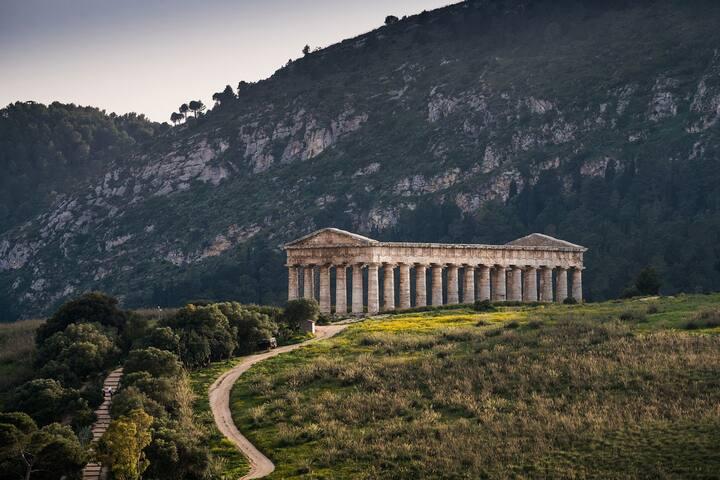 Helimos B&B Segesta Temple/Castellammare