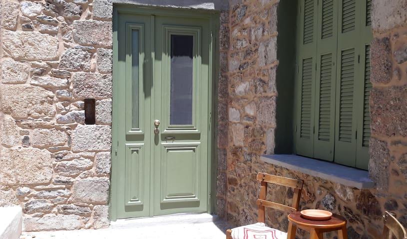 Traditional Olive Mill Villa in Palekastro