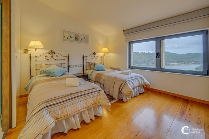 Dormitorio camas individuales 1
