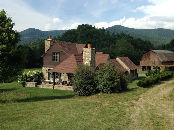 Luxurious Mountain Home--The Willow