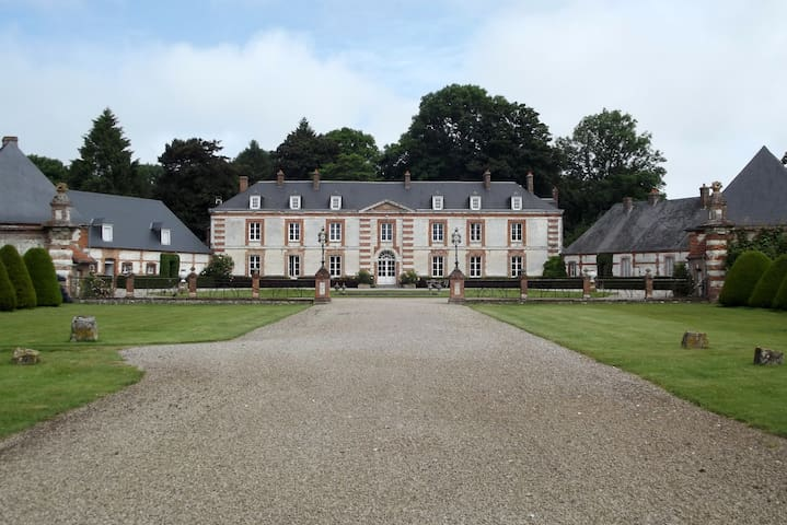 """Domaine de la Motte  """" coté bois"""""""