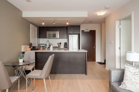 1 BR Modern Apartment - Richmond