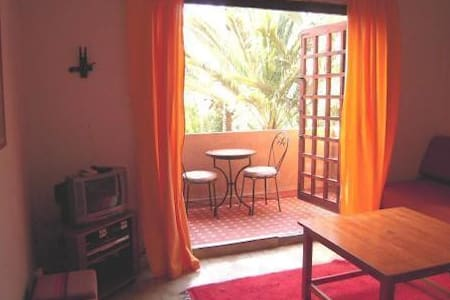 Appartement  avec piscine palmeraie - Marrakesch