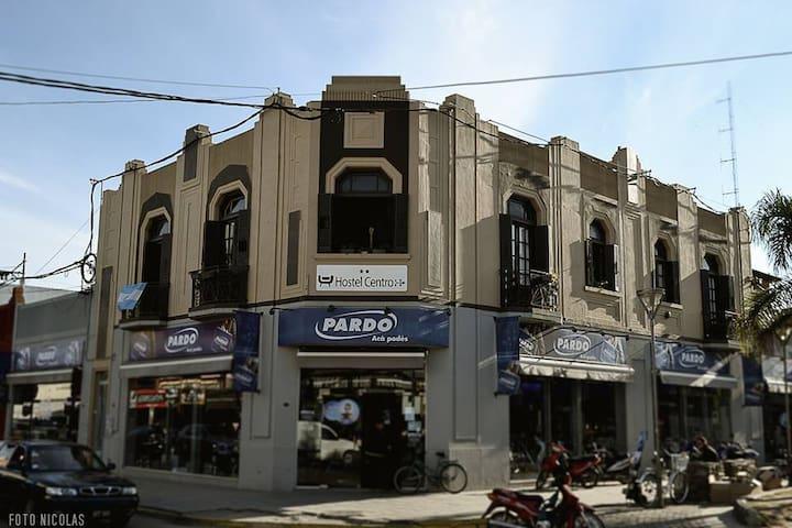 Hostel del Centro - San Pedro - Casa