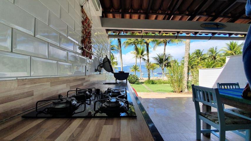 Casa Pé Na Areia - Portogalo, Angra dos Reis