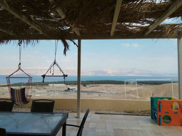Dead Sea view villa