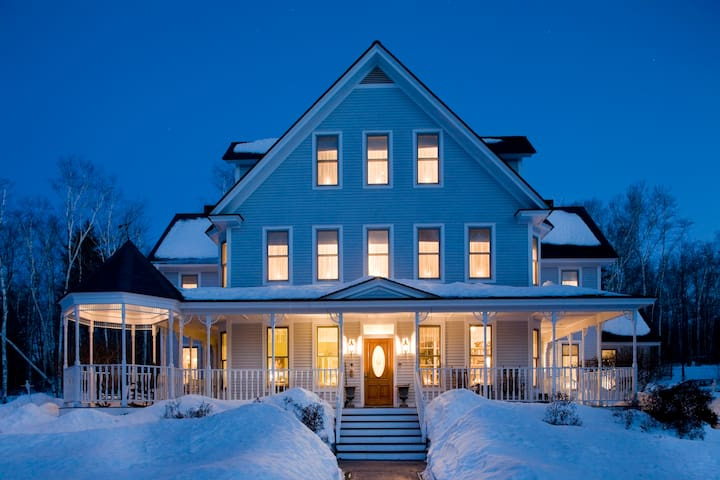 Maple Leaf Inn Bed & Breakfast - Barnard