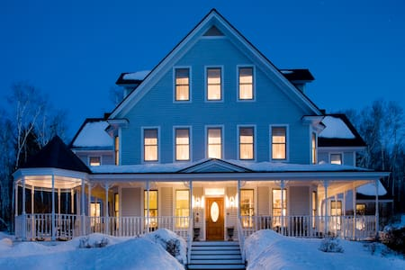 Maple Leaf Inn Bed & Breakfast - Barnard - Szoba reggelivel