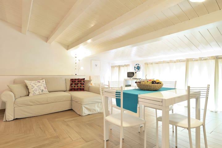 Casa luminosa con ogni comfort