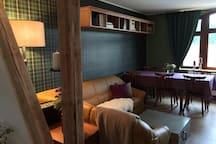 Liebevoll eingerichtete Gästewohnung