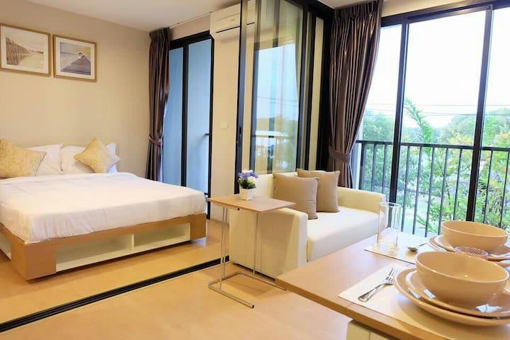 Zcape2 Condominium Phuket - Choeng Thale - Apartemen