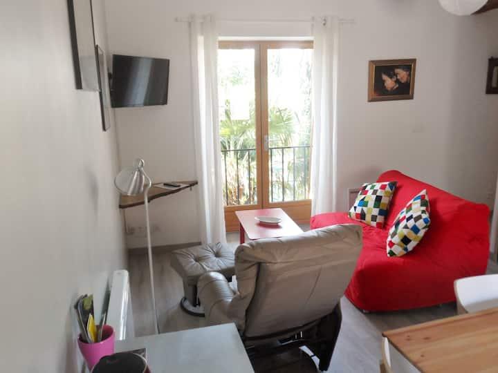 Appartement très calme, proche de Grenoble.