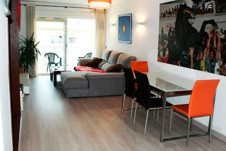 Quiet Palma apartment with easy parking - Palma