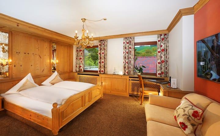 Hotel-Restaurant Rebstock, (Durbach), 2 Kochberg Doppelzimmer Komfort
