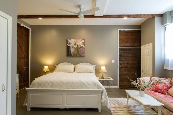 Private Bedroom in Authentic Provincetown Home