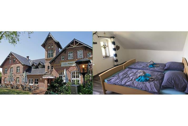 Balance-Recovery Life-Center, Haus Constanze 3