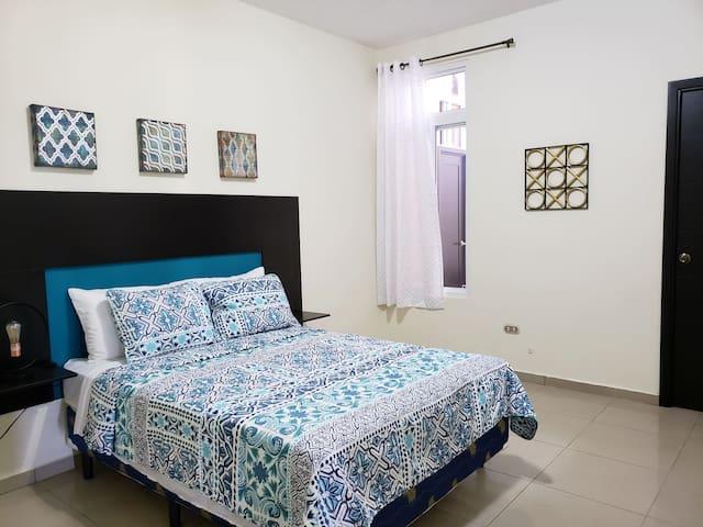 3er Cuarto cama matrimonial/ 3er room full bed