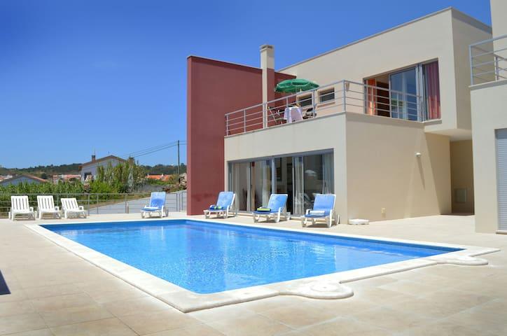Luxurious villa by the Atlantic - Foz do Arelho - Casa