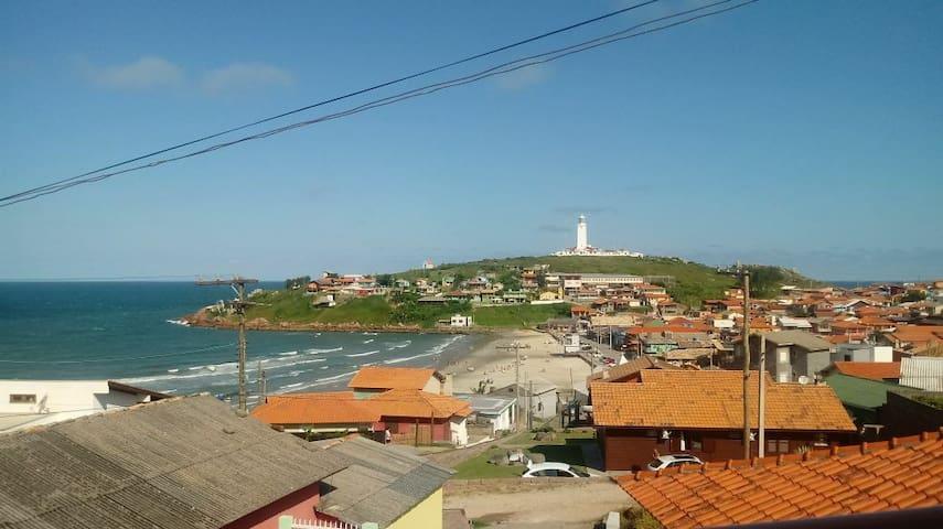 Casa Luzia.   -     Farol de Santa Marta
