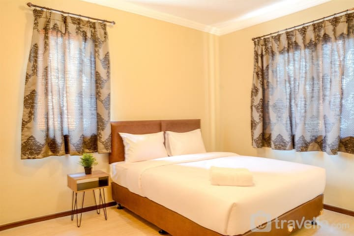 Luxurious 3BR Grand Palace Kemayoran Apartment