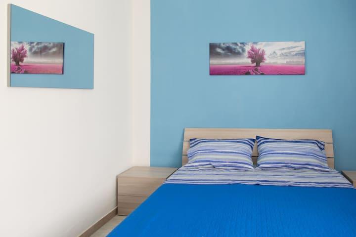 camera azzurra ERICE mare - Casa Santa - アパート