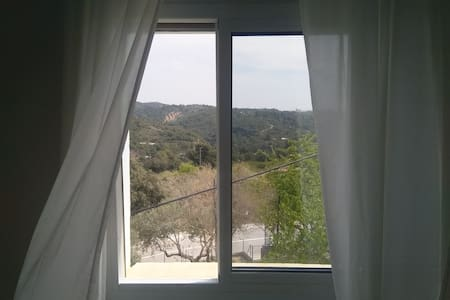 Apartamento con vistas, tranquilo y acogedor.