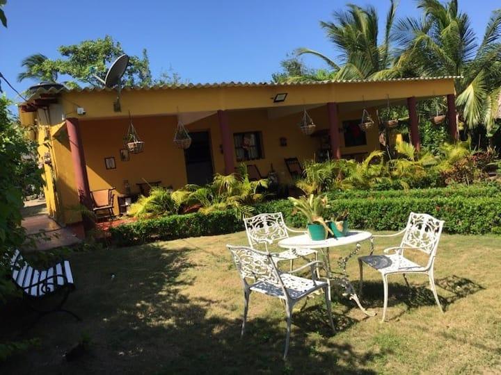 Villa Santa Ana, Cabaña de descanso, Arroyo Canoas