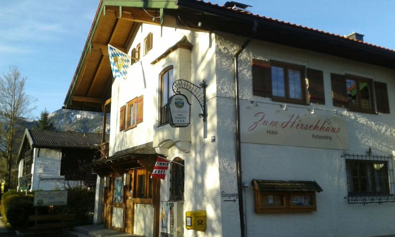 Nettes Haus in sonnige Ruhpolding - Ruhpolding - ที่พักพร้อมอาหารเช้า