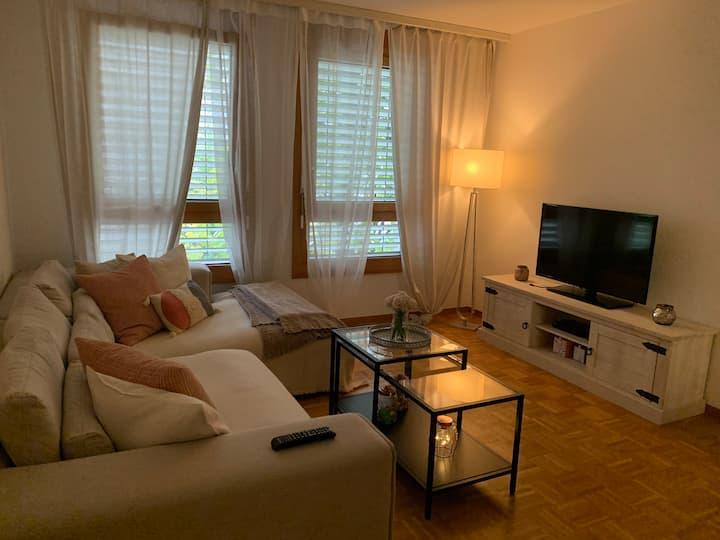 Joli appartement à 10 min du Centre de Lausanne
