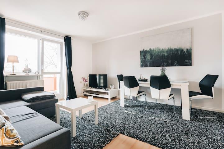 Schlummi - Your apartment in the center of Dresden