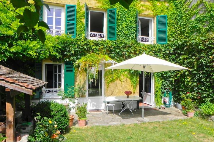Charmante Maison de Famille à Vétheuil - Vétheuil - Haus
