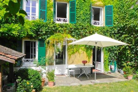 Charmante Maison de Famille à Vétheuil - Vétheuil - 단독주택