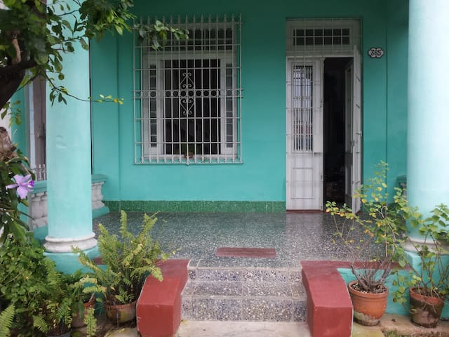 Classical House in Havana City