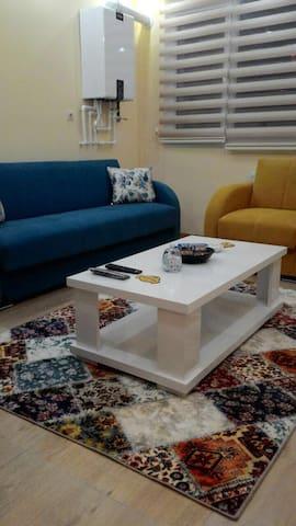 Otel konforunda,Eviniz rahatlığında - İzmir - Huoneisto